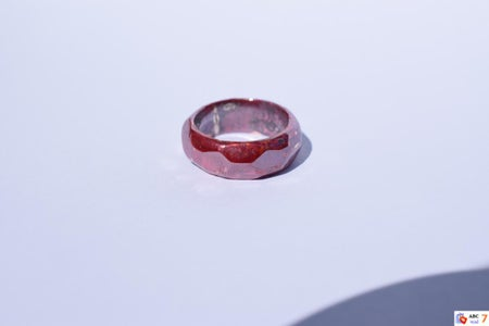 Red Copper Ring