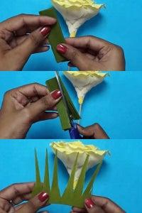 Let's Make Triangular Leaf Shapes!