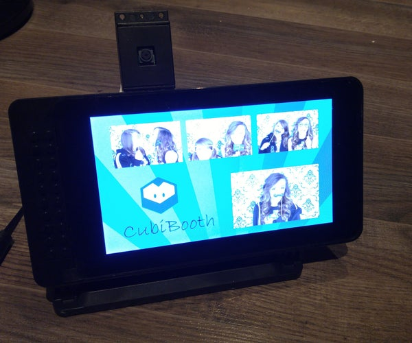Yet Another Raspberry Pi Photo Booth