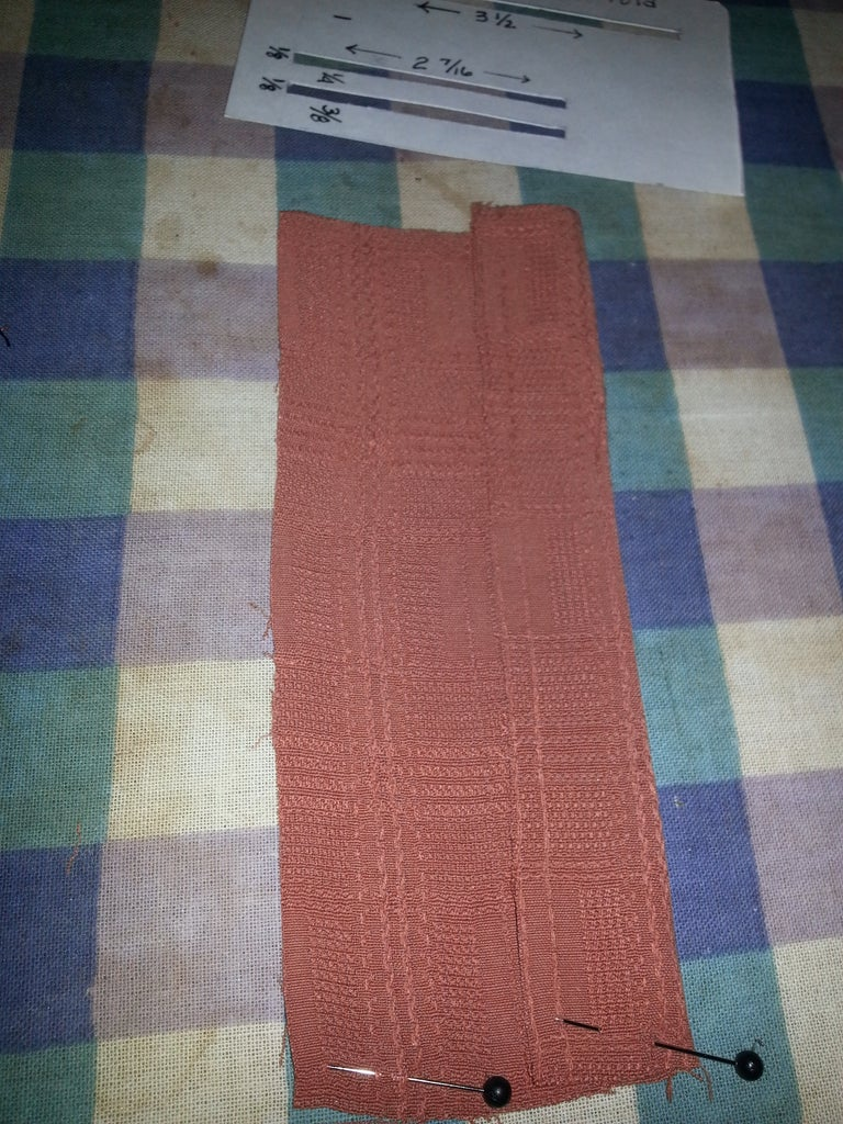 Jig 1: Weaving the Fabric