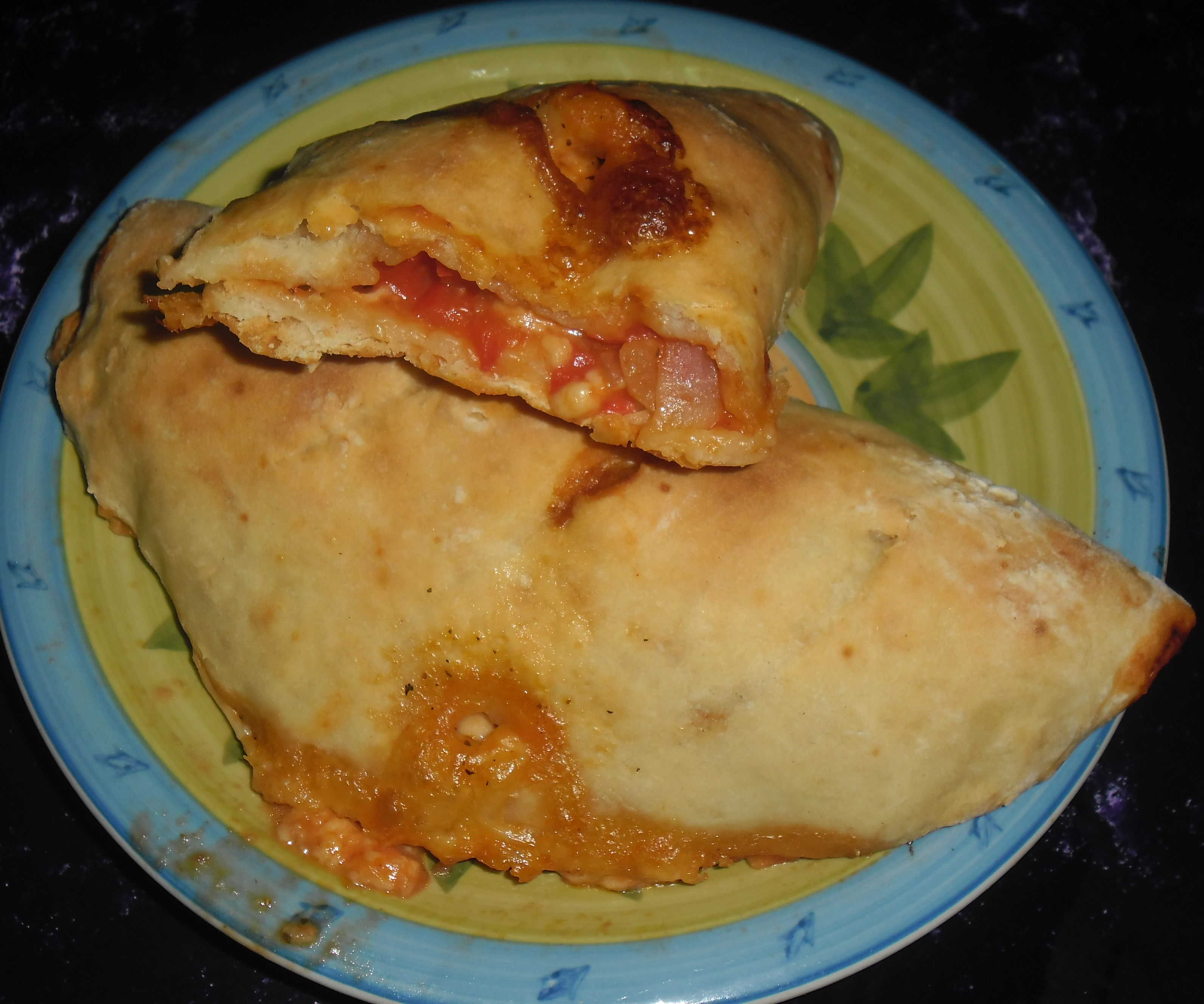 Calzones from Scratch