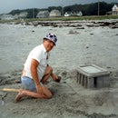 Build a Sandcastle with Your Dad