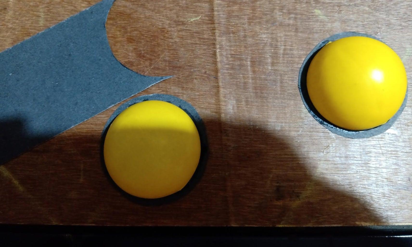 Colour Palette : Adding Eyeballs, Like Structure!