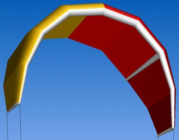 4.5m Trainer Kite