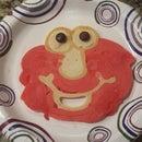 Elmo Pancakes