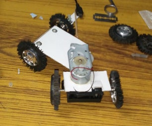 How to Make a Robotic Car With Stearing at Home