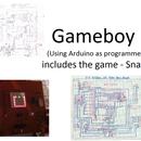 Handheld Gameboy - Using Arduino (with Snake Game)
