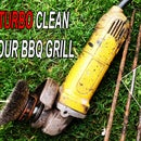 Turbo Clean Your BBQ Grill. the Easy Way.