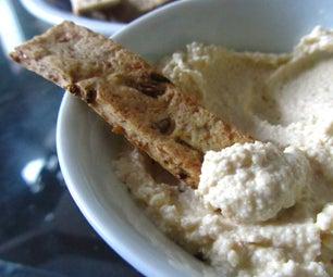 Simple Seeded Crackers
