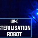 UV-C Sterilization ROBOT