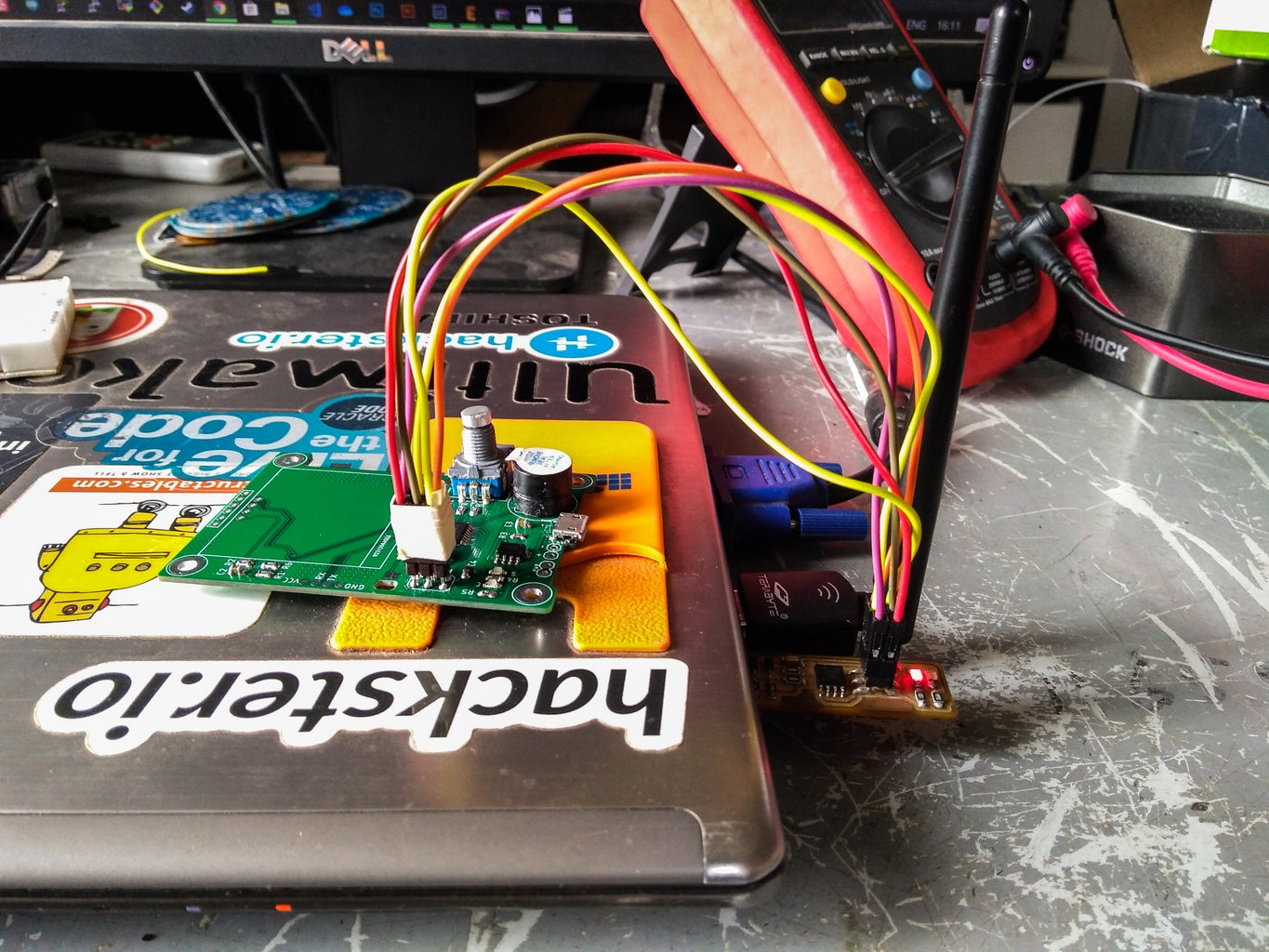 Load Firmware in to the Xpedit