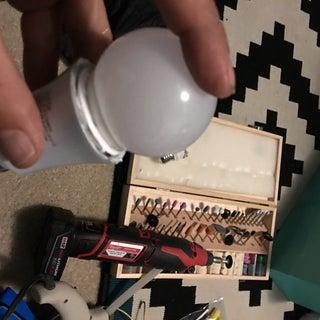 Fix Broken Philips Hue Bulb Using a IKEA Ledare Bulb