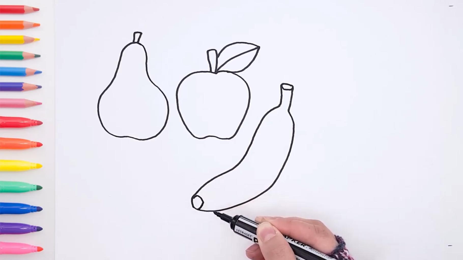 Draw the Banana
