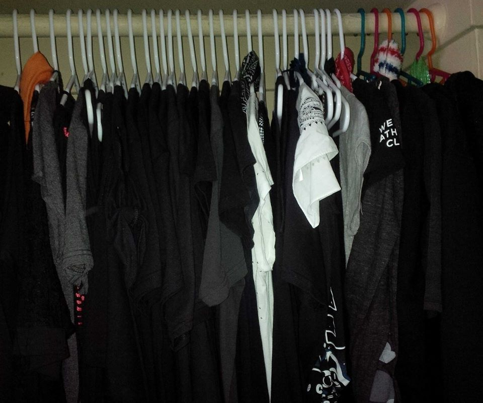 Save Space In Your Closet