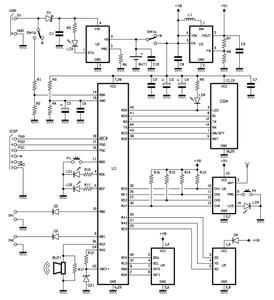 Save My Child Circuit Diagram