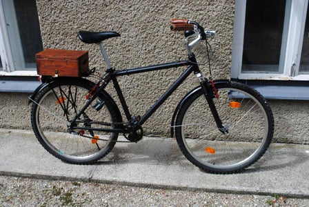 Making a Modern Bike Old