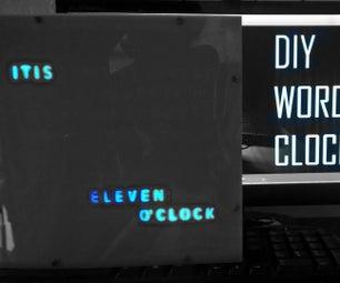 DIY Word Clock