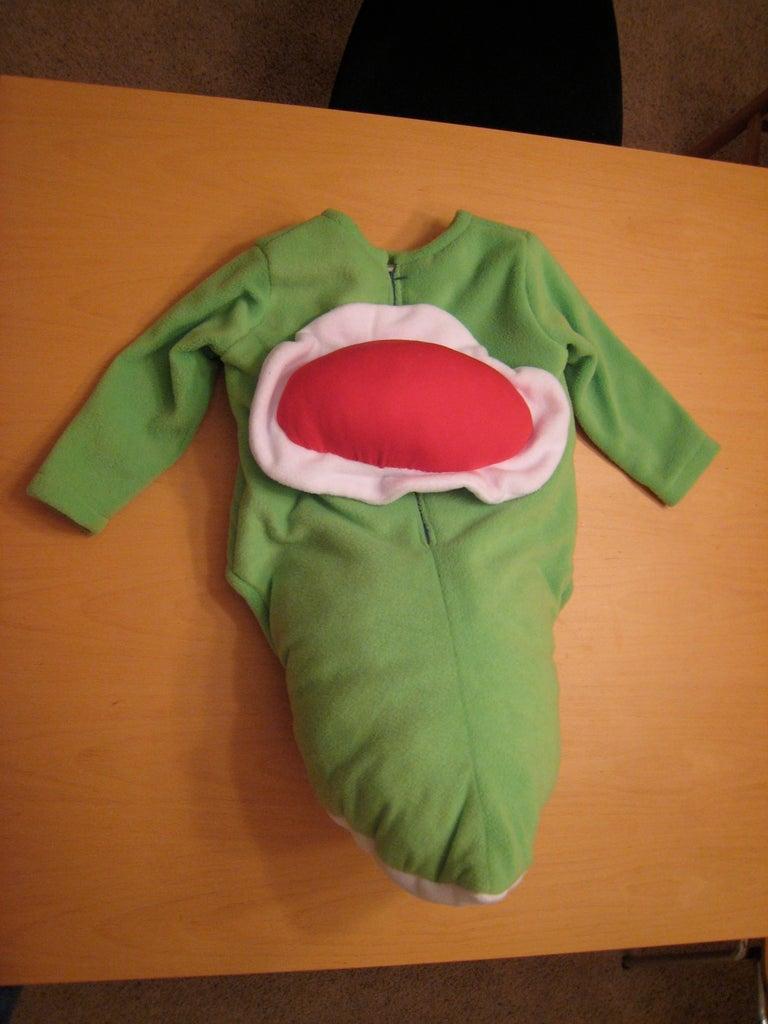 Yoshi Suit (Saddle/Shell)