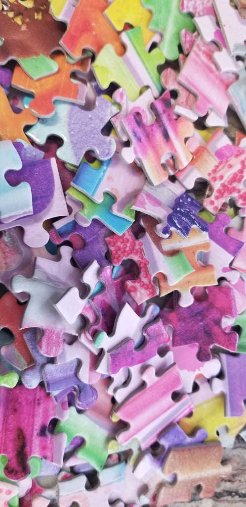 Start Sorting Your Pieces