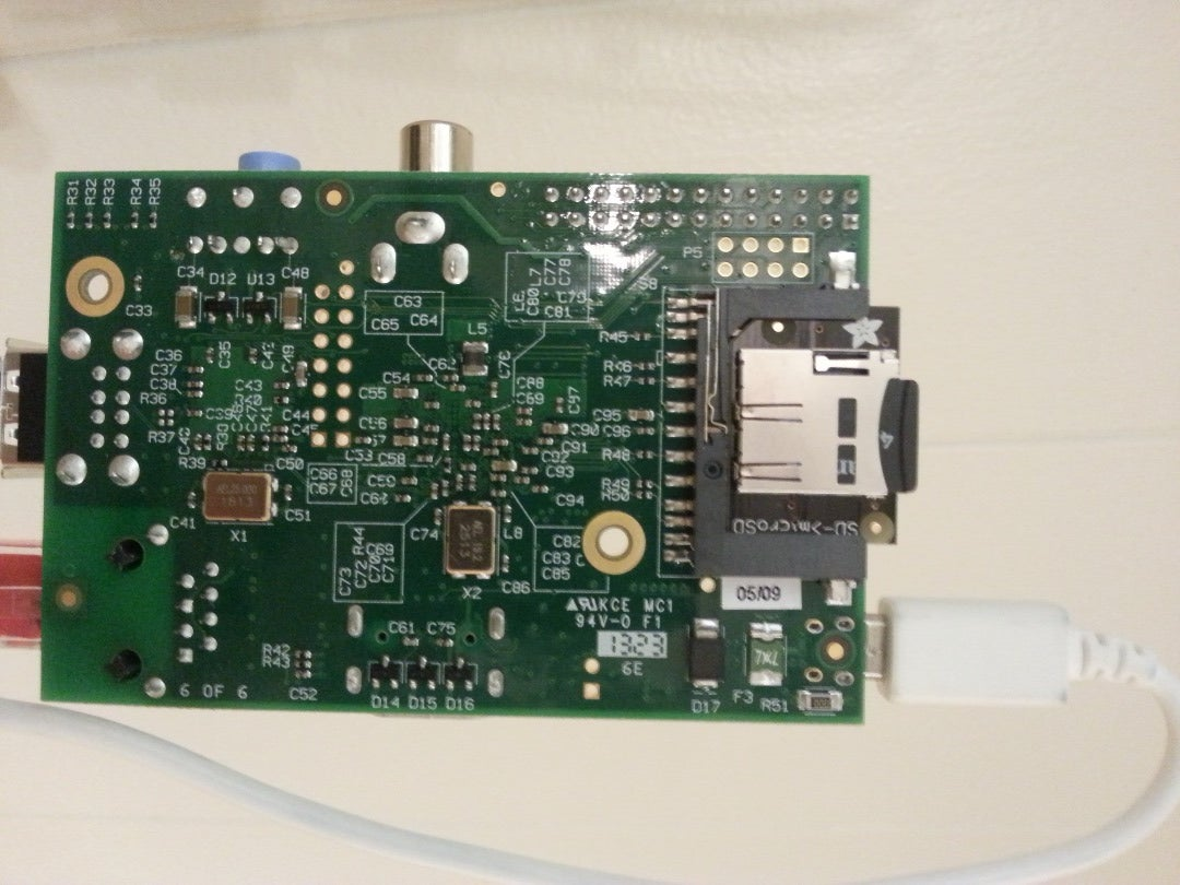 Boot Up Your Raspberry Pi