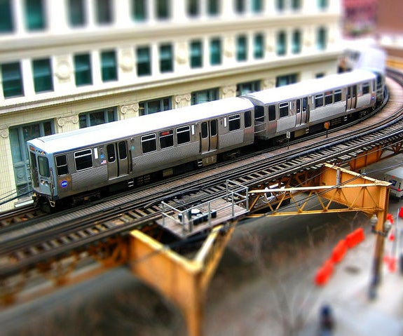 CTA Train Time Texter