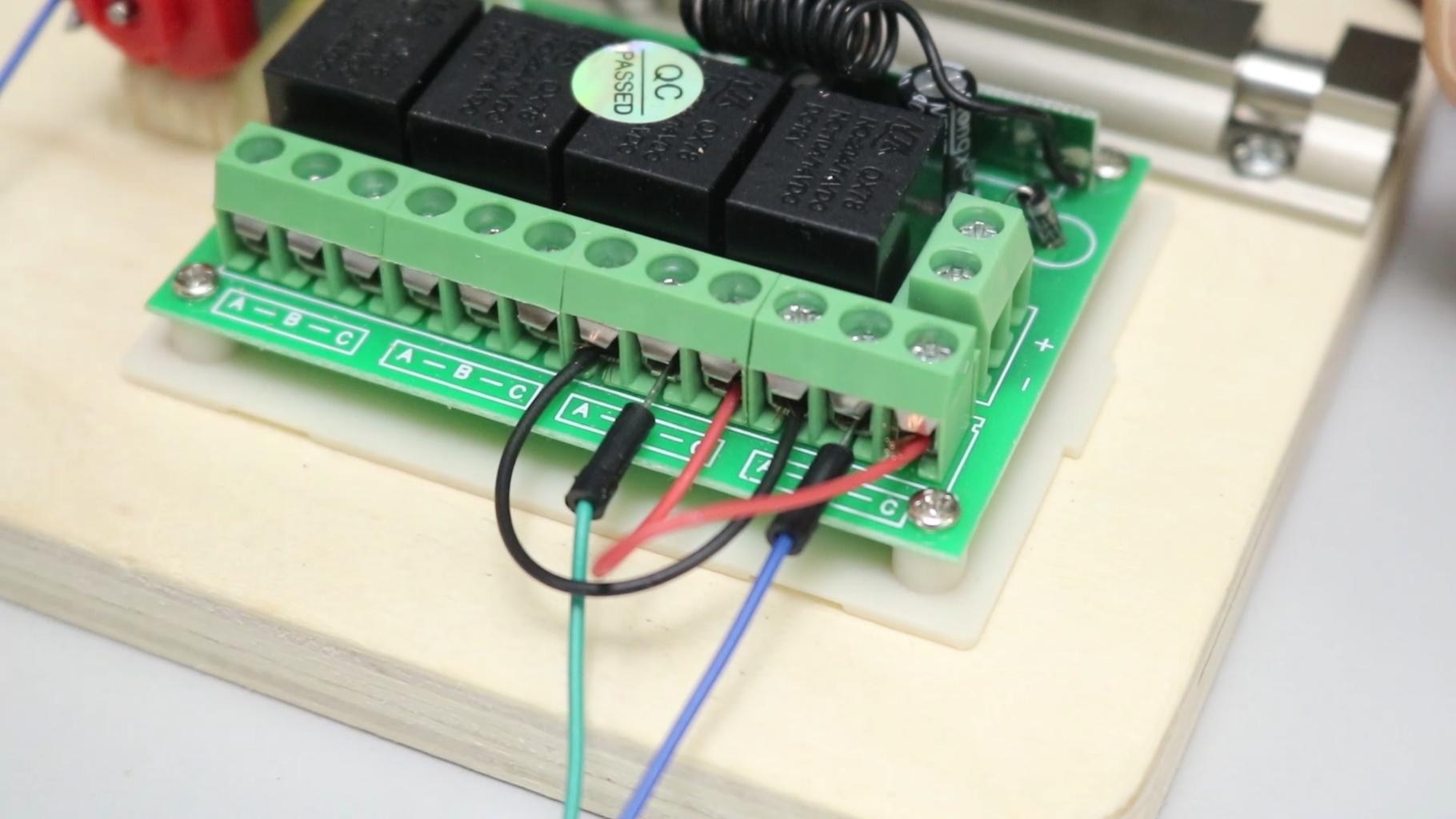 Wiring Diagram for Circuit