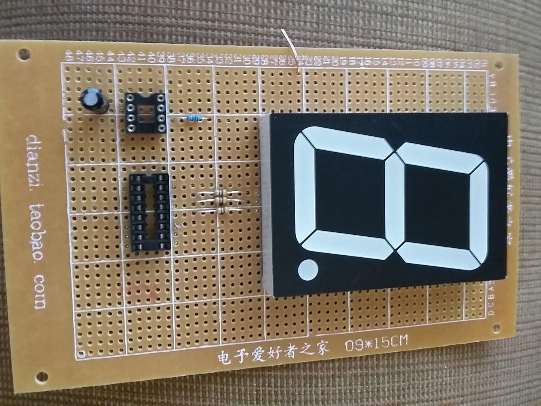 Installing the Capacitor & 10 K Resistor