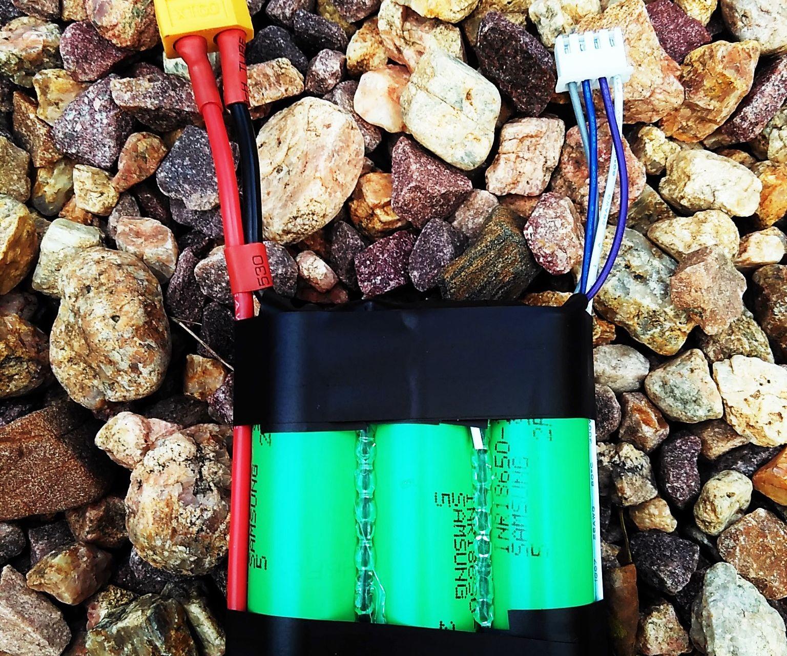 DIY 18650 RC Battery