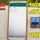 Home Automation Using IOT With Blynk and ESP8266-01