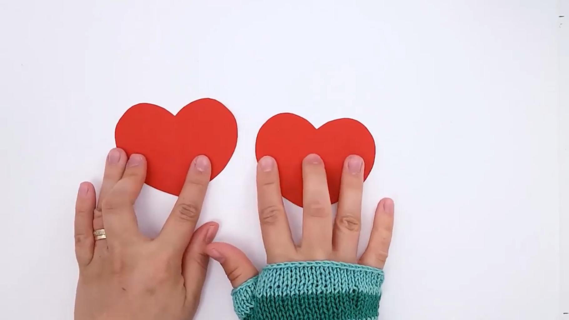 Make Two Hearts | Tee Kaksi Sydäntä