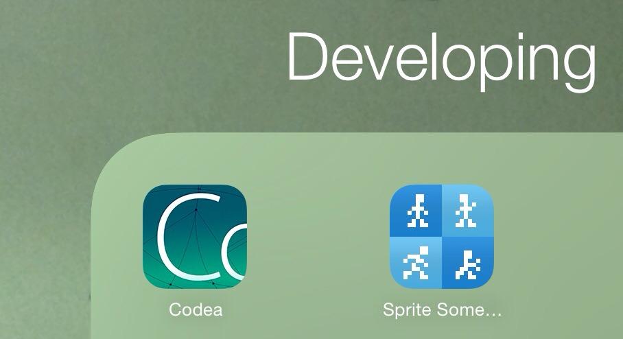 Using Codea for the iPad