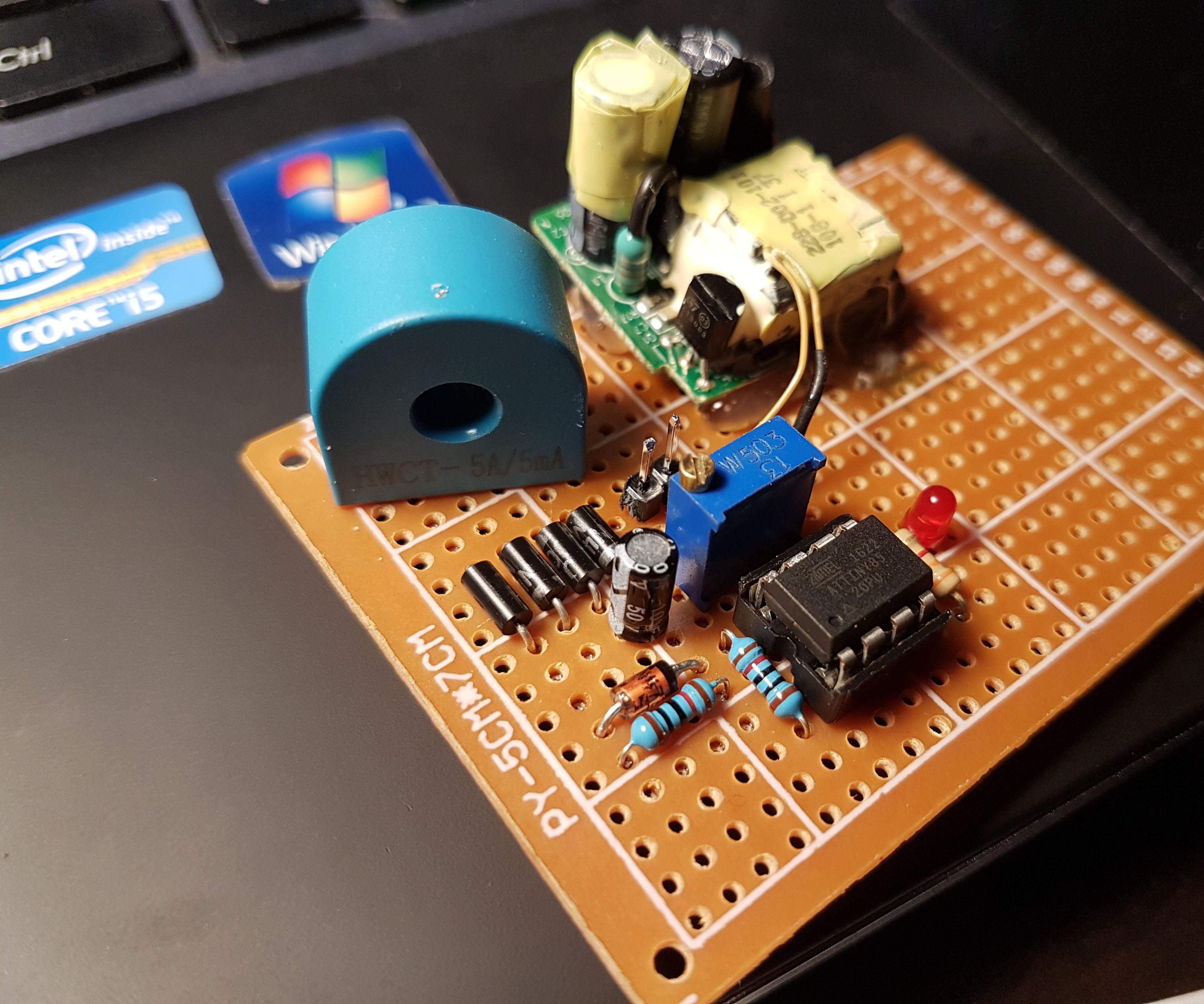 Master-Slave Current Sensor