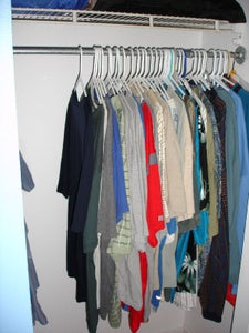 Hang Up Your Clothes!
