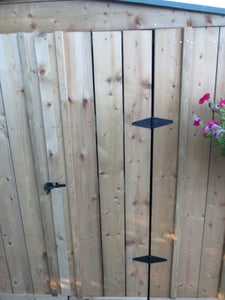 Upgrade an OLD Metal Shed Exterior