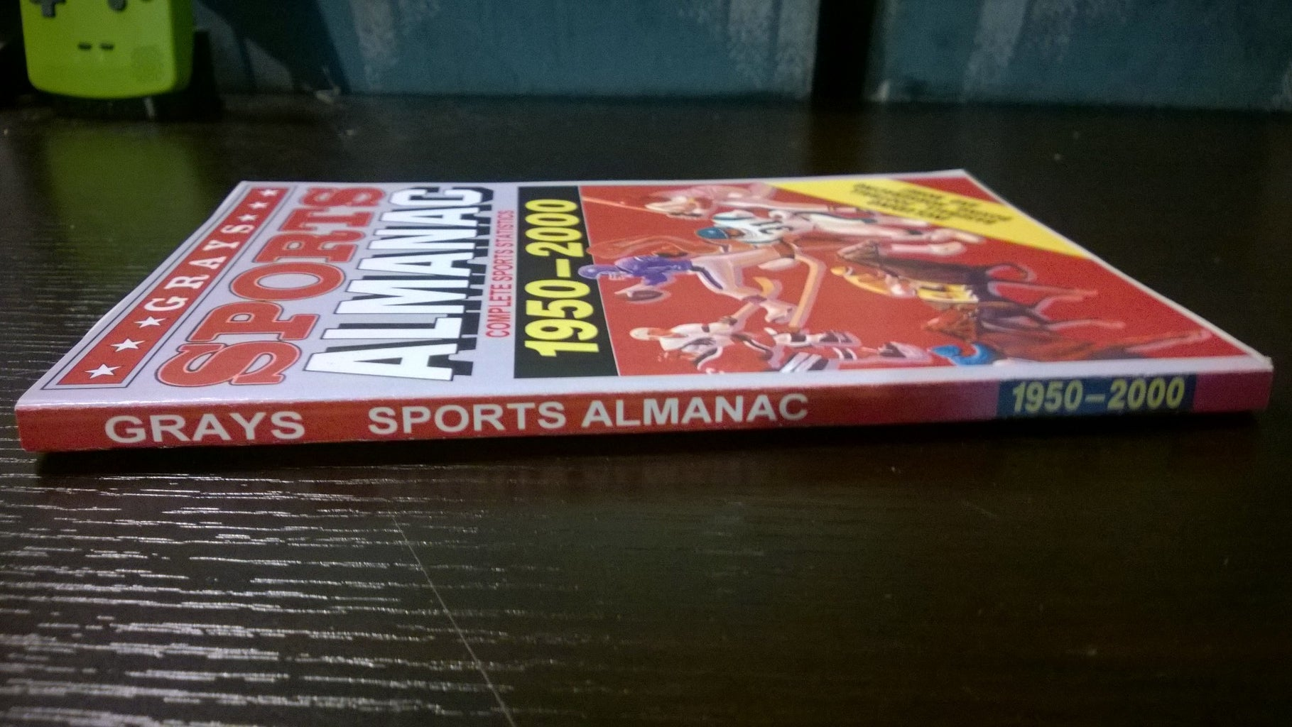 Sports Almanac - Back to the Future