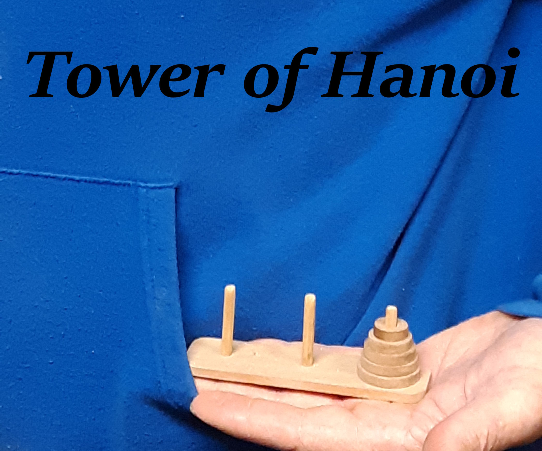 Mini Tower of Hanoi