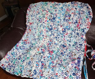 Making Milk Bag Mats : Mats 4 Haiti