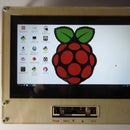 Laser Cut Raspberry Pi LCD Case