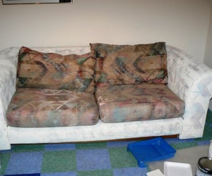 Paint Your Couch.