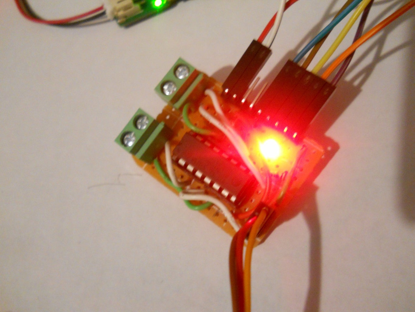 LinkIt ONE: the $1 Motor Driver