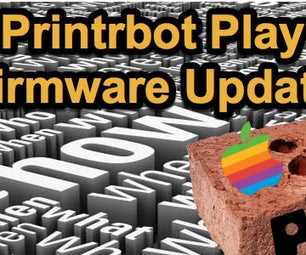 Mac: How to Update Your Printrbot Play (1505) Firmware