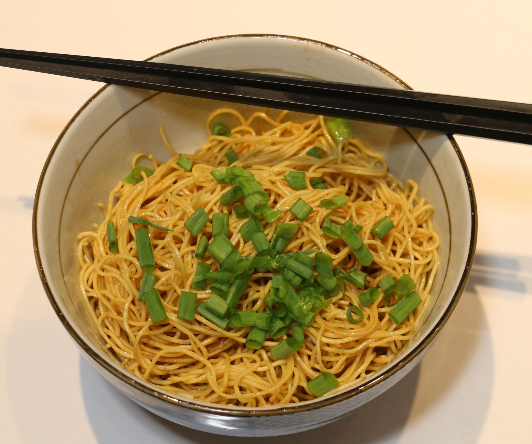 How to Make Oyster Sauce Shrimp Noodles