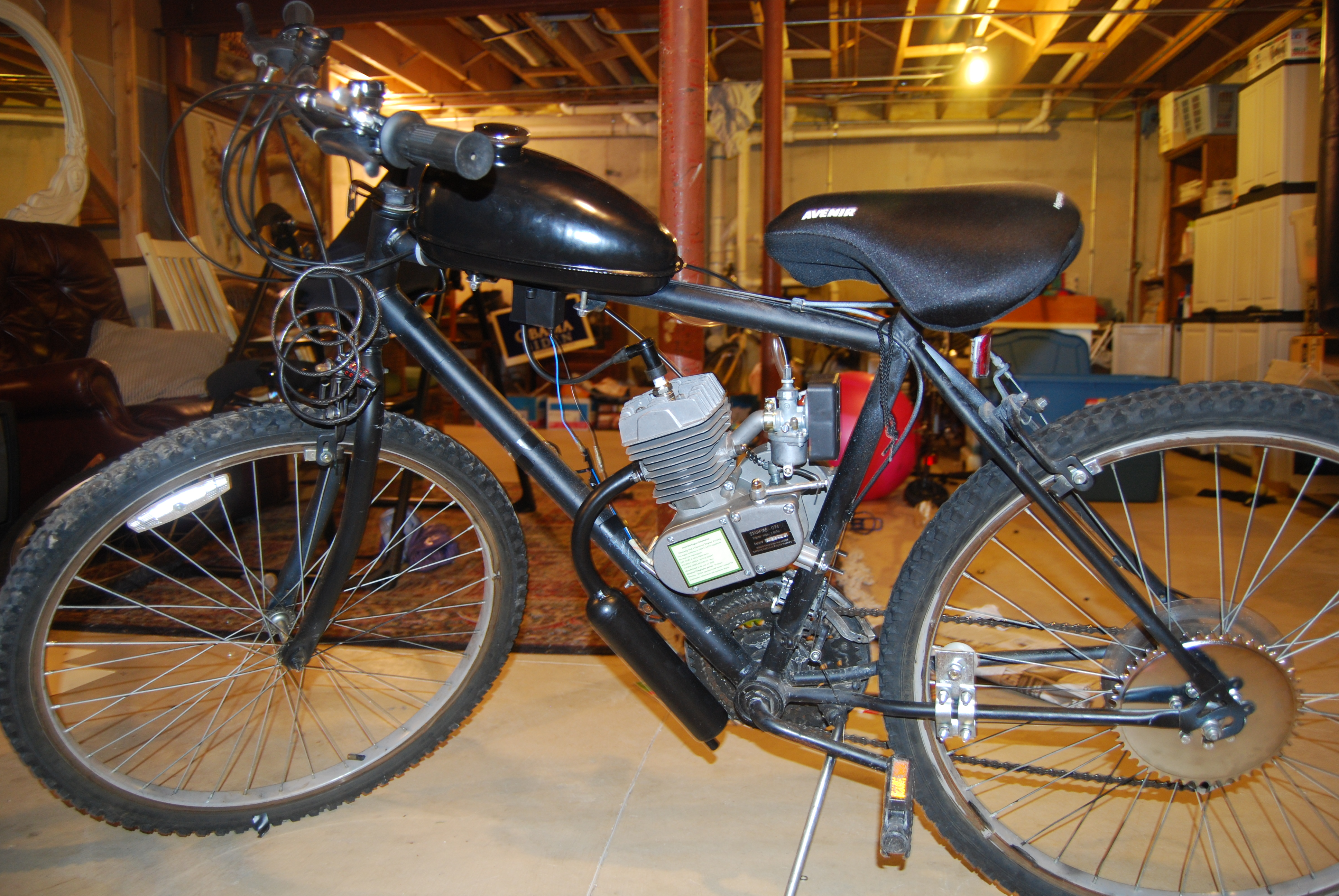 motorize a bike