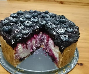 Mountain Blood Cheese Cake