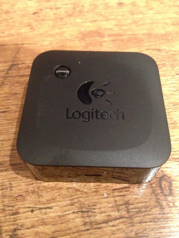 Logitech Audio Wireless Bluetooth Speaker Adaptor - Range Extension