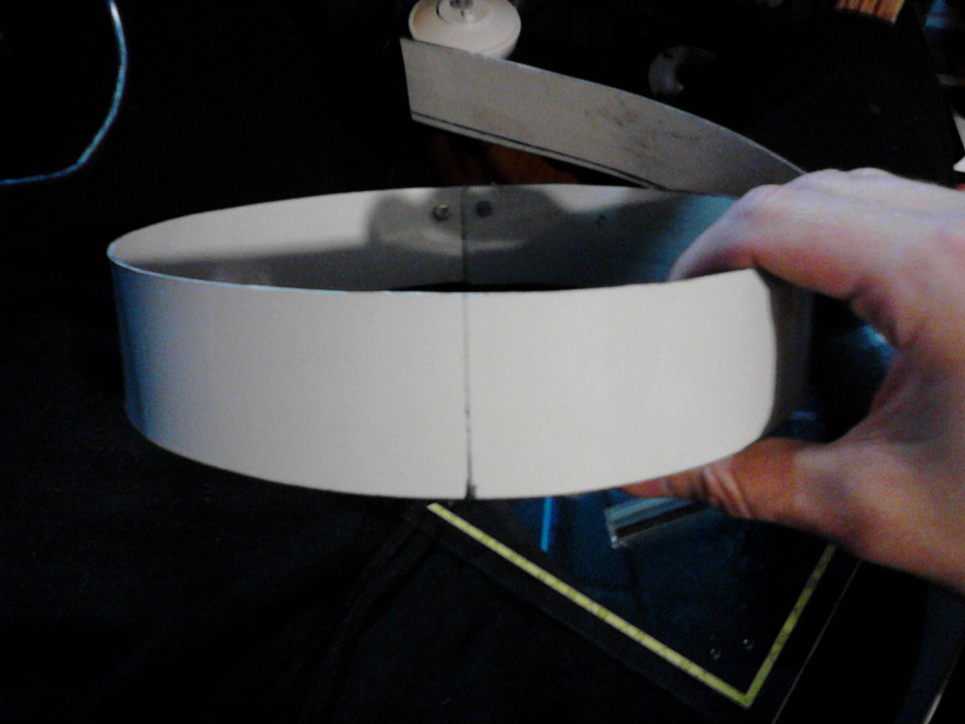 Making the Bands - Circumference