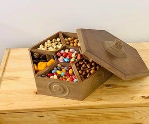 木制甜蜜的盒子(3D打印)