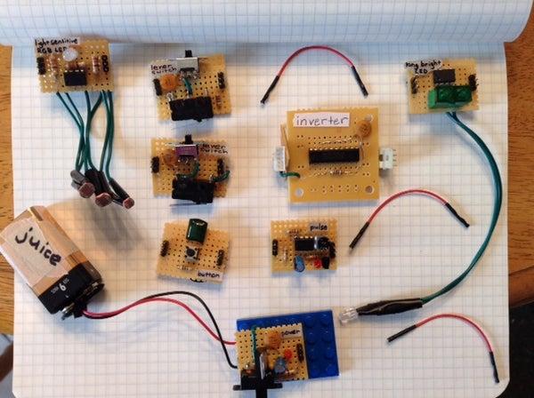 DIY LittleBits