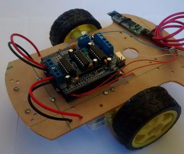 How to Control an Arduino Car Via Bluetooth (for Beginners)