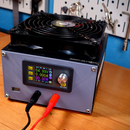 Digital Bench Power Supply From Broken ATX PSU